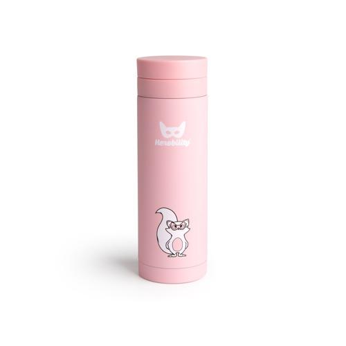 Herobility - termos HeroTermos 300 ml, różowy