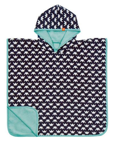 Lassig - Ręcznik Poncho Viking