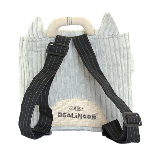 Les Deglingos - Plecak Wilk BigBos