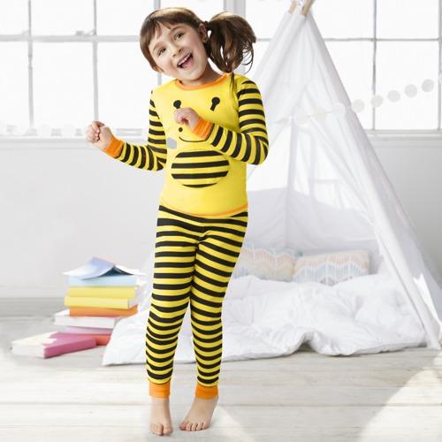 Skip Hop - Piżama Zoo Pszczoła 5T
