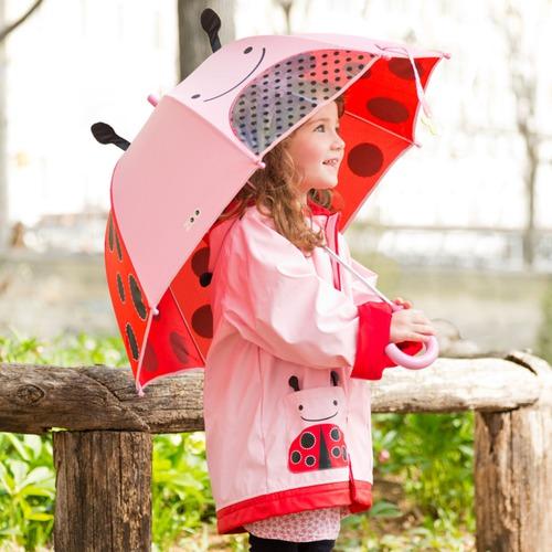 Skip Hop - Płaszcz przeciwdeszczowy Zoo Biedronka