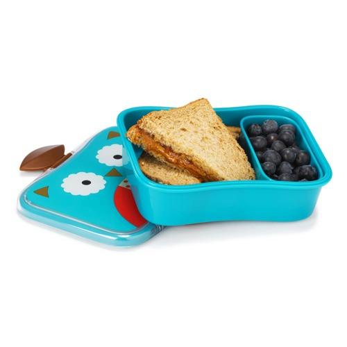 Skip Hop - Pudełko śniadaniowe Sowa