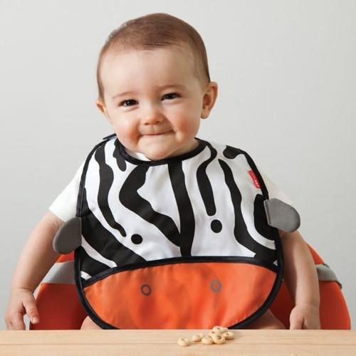 Skip Hop - Śliniak Zoo Zebra