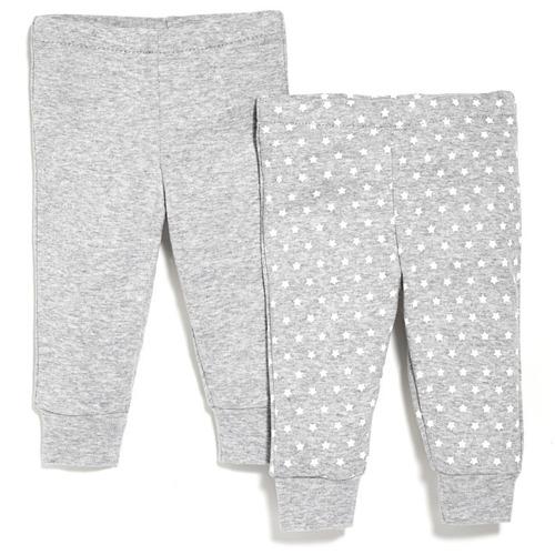 Skip Hop - Spodnie 2 szt. Grey 6M