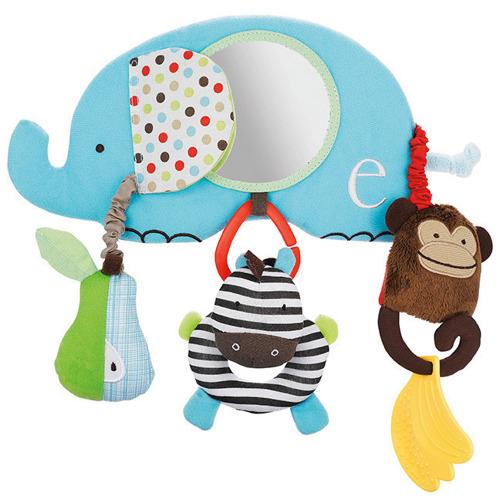 Skip Hop - Zabawka do wózka Alfabet