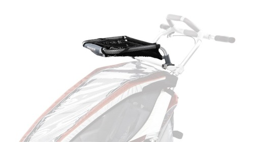 THULE Chariot - Bagażnik do przewożenia ładunku do wózka pojedynczego