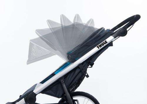 THULE Glide Dark Shadow wózek do biegania