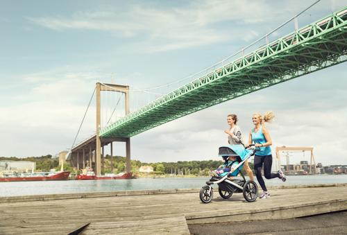 THULE Urban Glide Blue wózek do biegania