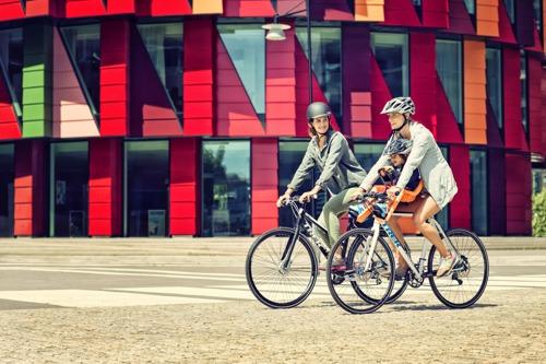 Thule RideAlong Mini fotelik rowerowy - pomarańczowy