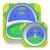 Skip Hop - Zestaw jedzeniowy Zoo Dinozaur